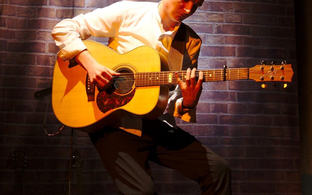 Lorenzo Polidori in concerto
