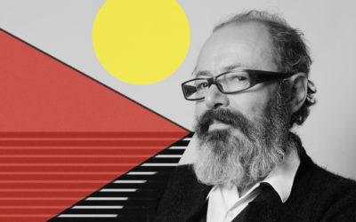 """Rinviato appuntamento con Italo Rota e inaugura l'installazione """"Bauhaus Percezione"""""""