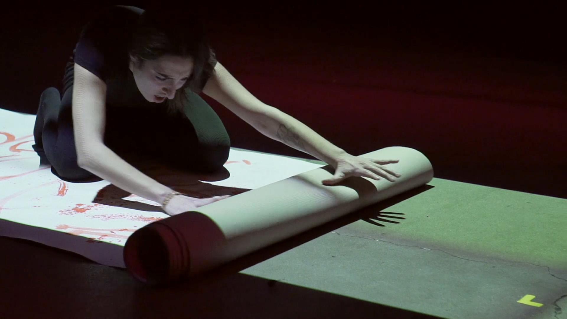 2017 17_Periferika Performing Art Place_17_lapressionedelrosso_frame5_Francesca Pignanelli