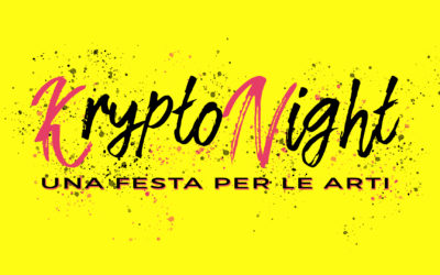 KRYPTONIGHT – Una notte per le arti
